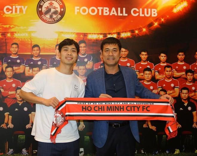 CLB TP.HCM tăng giá vé xem V-League 2020 sau khi chi đậm tiền mua các ngôi sao như Công Phượng, Tiến Dũng...