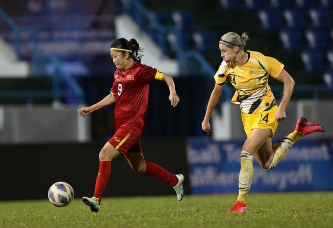 Huỳnh Như ghi bàn lịch sử vào lưới Australia, tuyển Việt Nam chia tay giấc mơ Olympic 2020