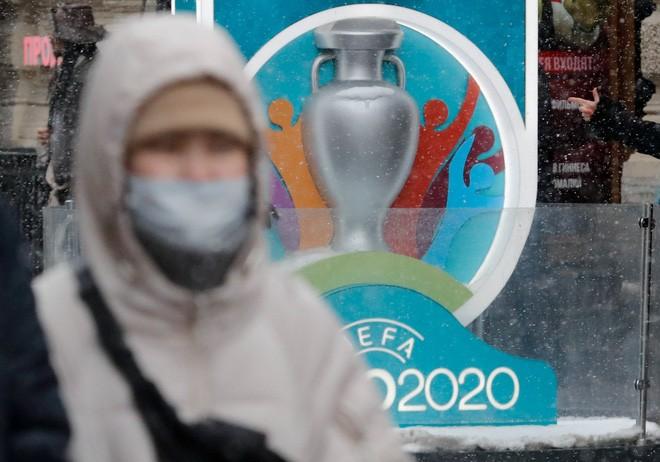 EURO 2020 có thể phải hoãn sang năm sau vì đại dịch Covid-19