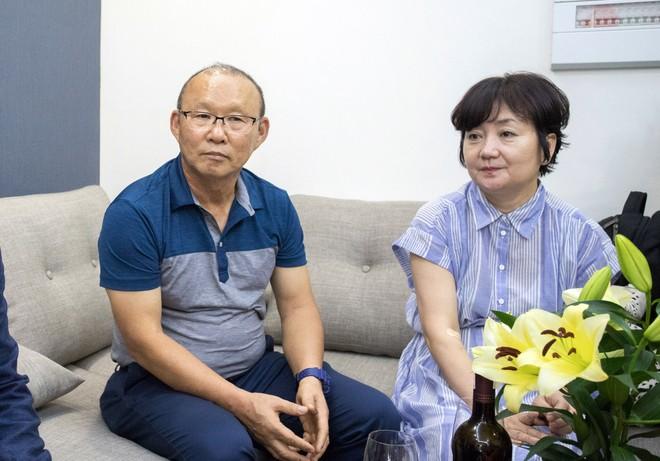 HLV Park Hang-seo cùng vợ sắm chung cư cao cấp gần nơi làm việc
