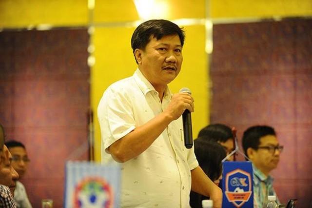 Chủ tịch CLB Quảng Nam Nguyễn Húp đòi hủy V-League 2020