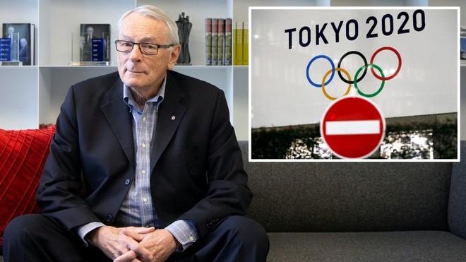 Thành viên kỳ cựu IOC, Dick Pound khẳng định Olympic Tokyo chắc chắn không thể khai mạc ngày 24-7 như dự kiến