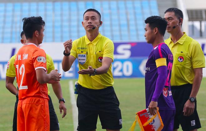 Lá phiếu của các đội Đà Nẵng, Sài Gòn, TP.HCM, Hải Phòng sẽ quyết định việc có hay không áp dụng tổ chức luợt đi V-League 2020 theo phương thức tập trung khu vực