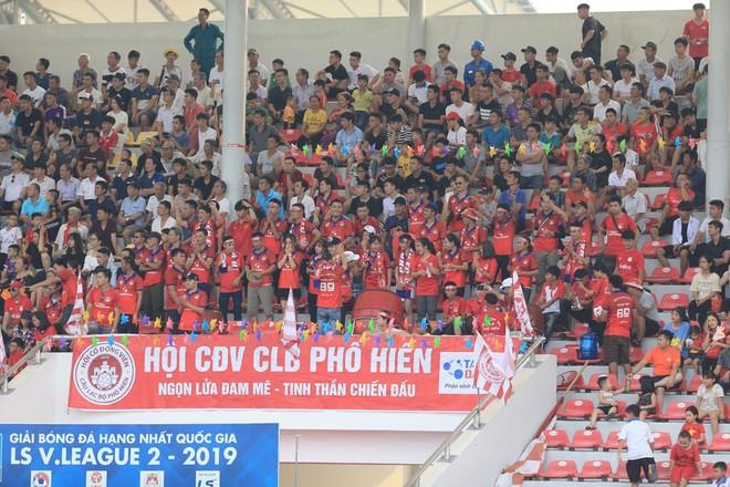 Sân PVF sẽ mở cửa đón khán giả khi Phố Hiến ra quân Cúp quốc gia ngày 25-5 tới