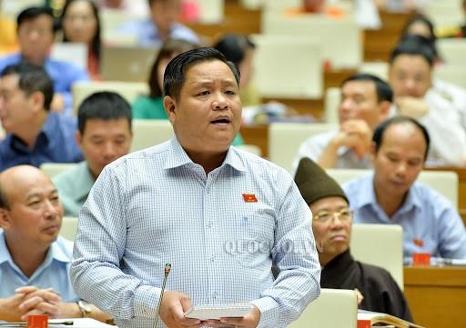 Đại biểu Đặng Hoàng Tuấn đề xuất chế tài cắt điện, nước với công trình vi phạm