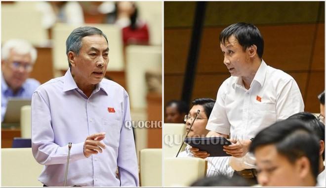 Các đại biểu Quốc hội chưa thống nhất liệu có cấm dịch vụ đòi nợ