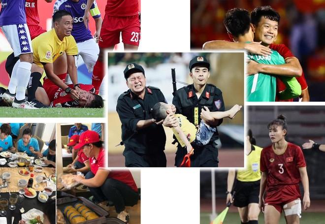 Hình ảnh 5 đề cử giải fair-play bóng đá Việt Nam 2019 (Ảnh: BTC)