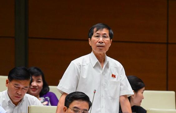Đại biểu Bùi Văn Phương đề nghị phải có tiêu chí cụ thể đối với ĐBQH