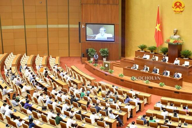 Quốc hội thông qua Luật Hoà giải, đối thoại tại toà án