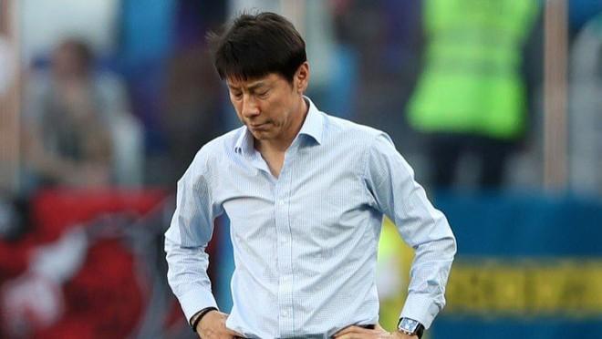 HLV Shin Tae-yong bị PSSI dọa đuổi việc nếu không trở lại Indonesia vào tuần tới