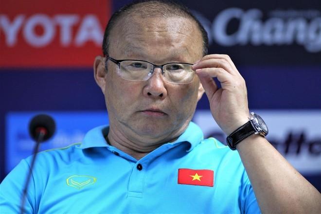 HLV Park Hang-seo dành sự quan tâm đặc biệt cho cuộc tái đấu Malaysia ngày 13-10 tới
