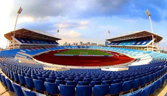 Sân Mỹ Đình là một trong 4 địa điểm được cấp kinh phí sửa chữa phục vụ SEA Games 31
