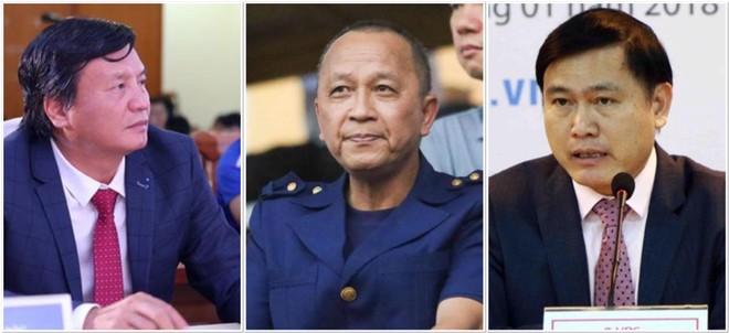Các ứng viên Lê Văn Thành, Phạm Thanh Hùng, Trần Anh Tú... đã quá quen mặt ở các cuộc bầu cử VFF