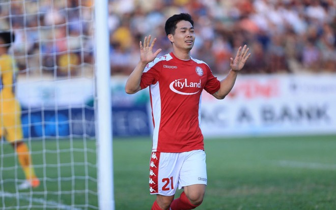 HLV Chung Hae-soung đánh giá Công Phượng đang duy trì phong độ tốt và hi vọng sẽ tiếp tục toả sáng ở trận tiếp đương kim vô địch Hà Nội