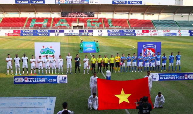 V-League 2020 có thể thi đấu trên sân không khán giả để kết thúc sớm