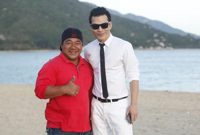 Nam diễn viên hài Hiếu Hiền cũng sẽ tham gia trong chương trình