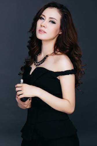 """Ca sĩ Ngọc Châm - chủ nhiệm chuỗi chương trình """"Vàng son một thuở"""" cũng sẽ là khách mời trong liveshow của Bảo Yến"""
