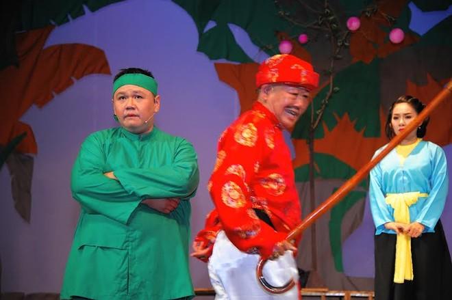 Nghệ sĩ hài Minh Béo chuyển sang đóng…cải lương?