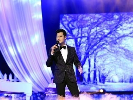 """Ca sĩ Quang Dũng là một trong những người thể hiện thành công ca khúc """"Khúc thụy du"""""""