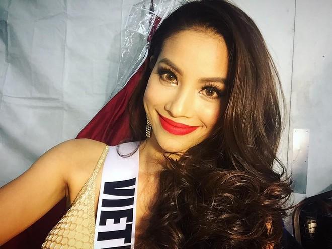 Phạm Hương kêu gọi ủng hộ Hoa hậu Cộng hòa Dominica ảnh 1