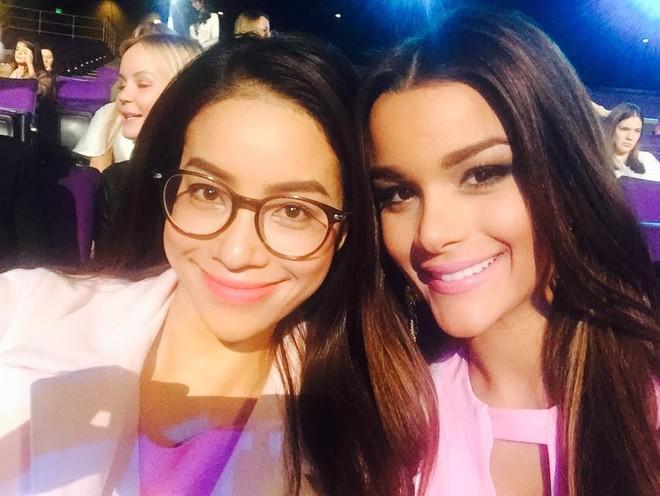 Phạm Hương kêu gọi ủng hộ Hoa hậu Cộng hòa Dominica ảnh 2