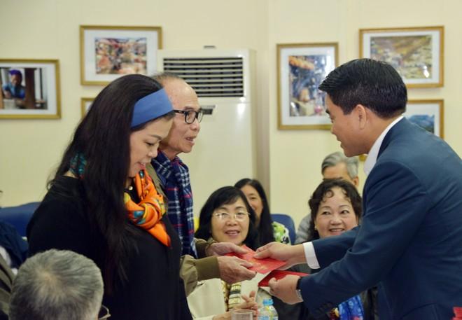 Văn nghệ sĩ trí thức Thủ đô ấn tượng với sự năng động và quyết liệt của Chủ tịch UBND TP Hà Nội Nguyễn Đức Chung ảnh 3