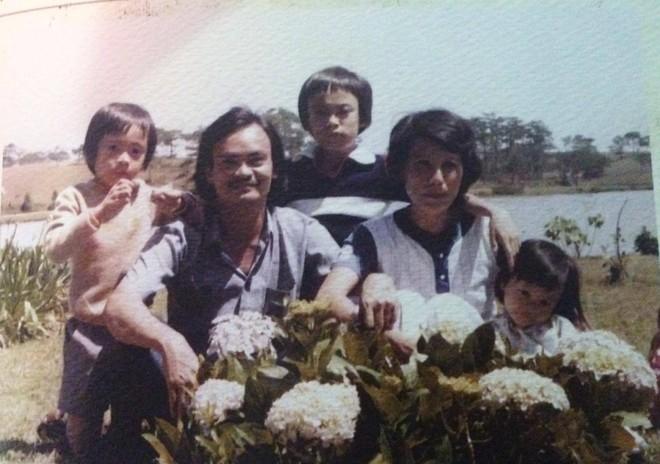 Xúc động trước nhật ký của con gái nhạc sĩ Thanh Tùng gửi bố ảnh 1
