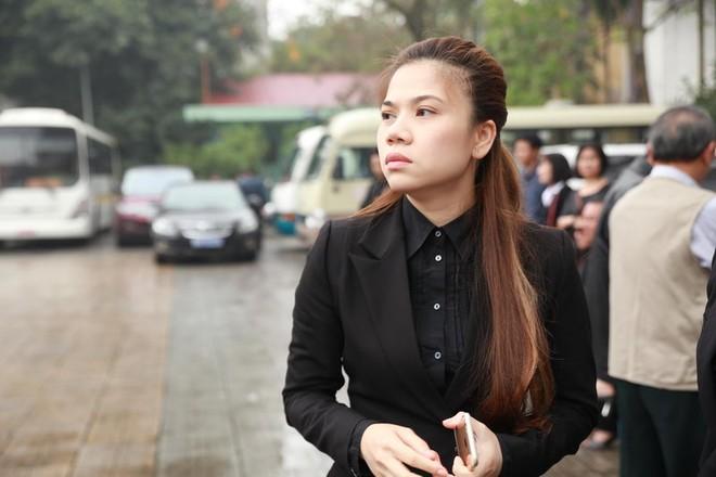Hình ảnh nghệ sĩ xót xa tiễn đưa nhạc sĩ Thanh Tùng ảnh 7