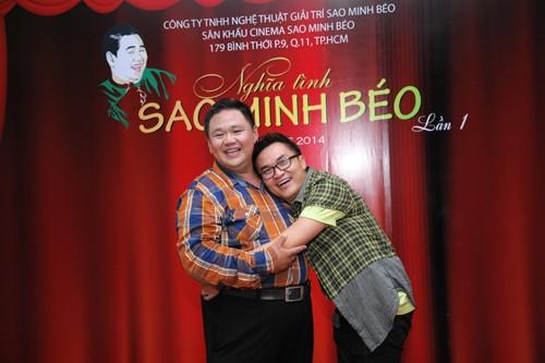 """Minh Béo bị bắt, sân khấu Sao Minh Béo cầm cự, """"Lục lạc vàng"""" ngưng phát sóng ảnh 2"""