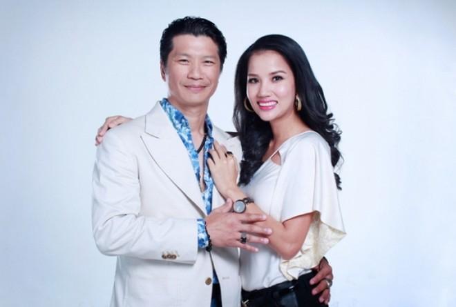 Dustin Nguyễn và BB Phạm đã có với nhau 2 cô con gái đáng yêu...
