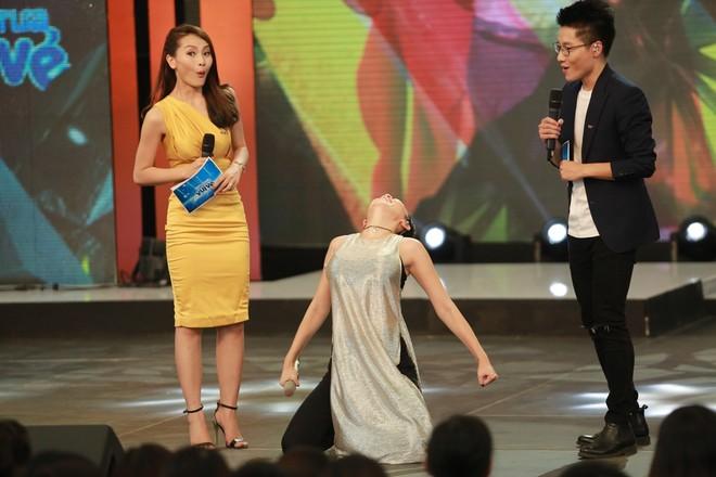 Tóc Tiên rơi nước mắt khi nhắc đến Wanbi Tuấn Anh ảnh 5