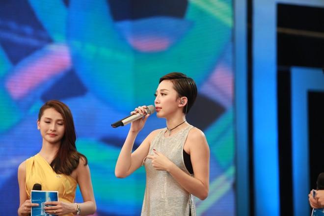 Tóc Tiên rơi nước mắt khi nhắc đến Wanbi Tuấn Anh ảnh 7