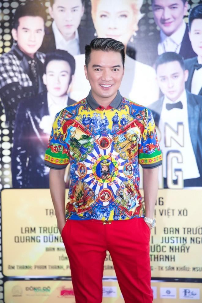 """Lộ diện """"soái ca"""" Việt """"yểm trợ"""" Thanh Thảo trong liveshow riêng ảnh 12"""