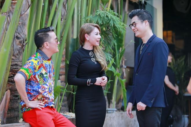 """Lộ diện """"soái ca"""" Việt """"yểm trợ"""" Thanh Thảo trong liveshow riêng ảnh 8"""