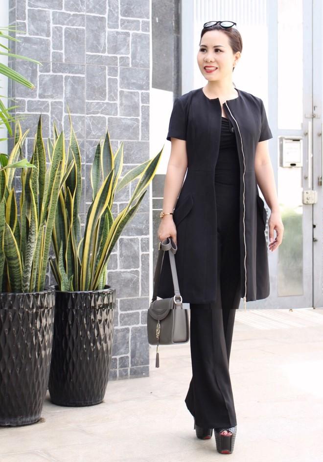 Nữ hoàng Kim Chi phá cách với trang phục vest ảnh 5