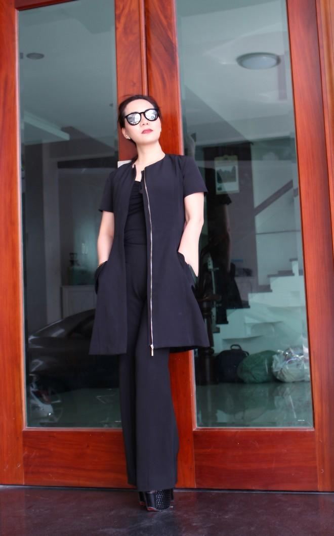 Nữ hoàng Kim Chi phá cách với trang phục vest ảnh 6