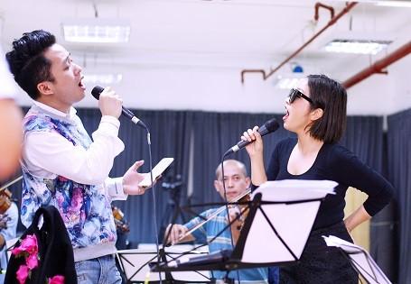 Mỹ Linh và Tùng Dương là 2 nghệ sĩ đại diện cho Việt Nam biểu diễn tại MF2016