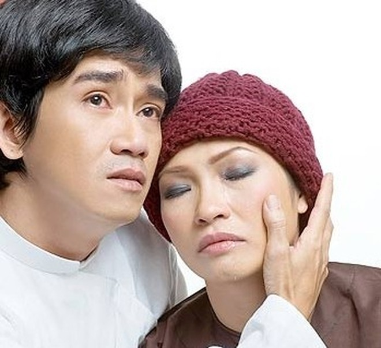 Minh Thuận và Phương Thanh vẫn giữ được tình bạn thân thiết suốt 20 năm qua...
