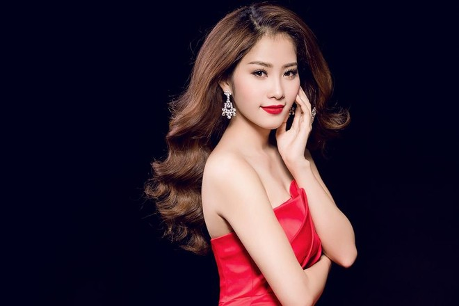 """Nam Em - """"Bản sao"""" Hoa hậu Đặng Thu Thảo thi """"Hoa hậu Trái đất 2016"""""""