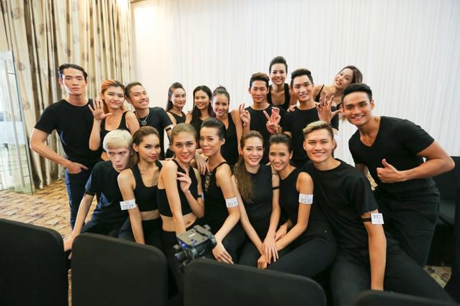"""Quán quân """"Vietnam's Nextop Model 2016"""": Ngọc Châu và việc làm bí mật trước lúc đăng quang"""