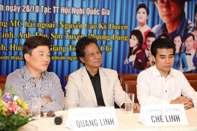 """Ca sĩ Quang Linh: Bán đĩa """"ế"""" là tại...Thu Phương!"""