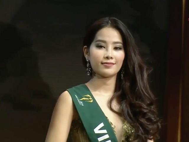 Hoa hậu Trái đất 2016: Nam Em lên tiếng việc trượt khỏi Top 4 do... lỗi phiên dịch!