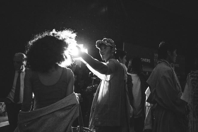 Những hình ảnh chưa từng thấy tại Tuần lễ thời trang Quốc tế Hà Nội ảnh 12