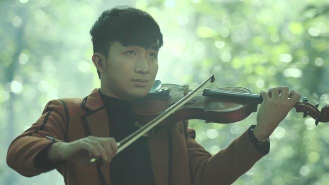Nghệ sĩ violin Hoàng Rob: Sẵn sàng đi cả khi…đang ngủ! ảnh 2