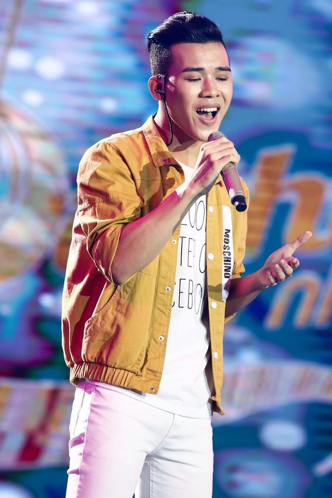 """Tập 3 """"Bài hát hay nhất"""": Học trò của ca sĩ Lam Trường gây """"sốt""""! ảnh 10"""