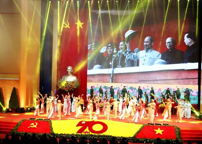 Long trọng Lễ kỷ niệm 70 năm Ngày toàn quốc kháng chiến ảnh 11