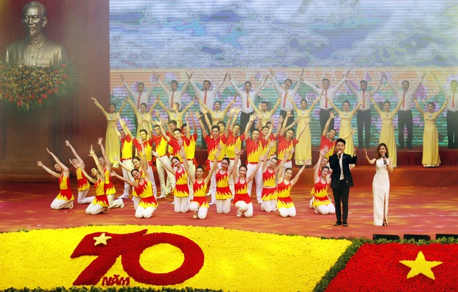 Long trọng Lễ kỷ niệm 70 năm Ngày toàn quốc kháng chiến ảnh 8