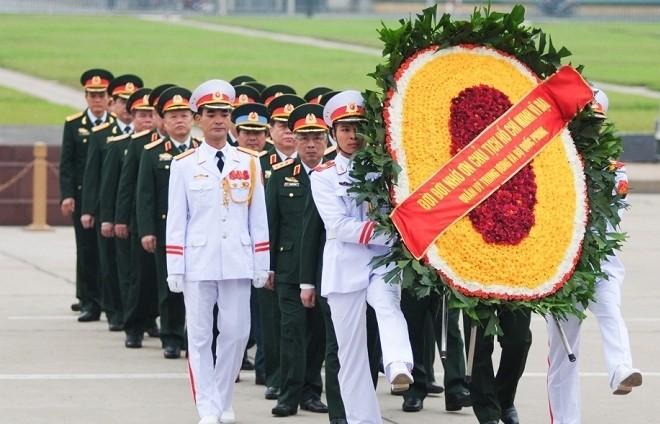 Long trọng Lễ kỷ niệm 70 năm Ngày toàn quốc kháng chiến