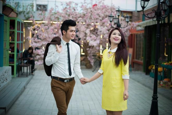 Dương Hoàng Yến và bạn trai - ca sĩ Hà Anh đã gắn bó với nhau gần 7 năm..