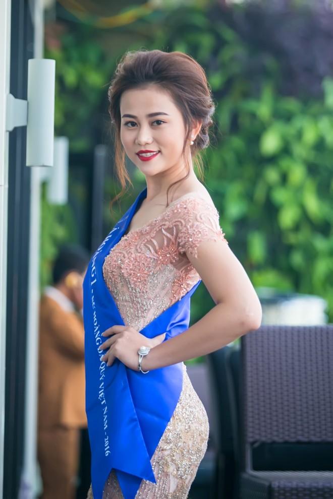 """Sau danh hiệu Á hoàng đá quý, Cao Thùy Trang chinh phục """"Hoa hậu Hoàn vũ Việt Nam"""" ảnh 13"""